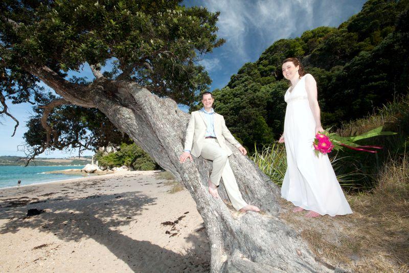 Beach Weddings New Zealand Coromandel Wedding Planner